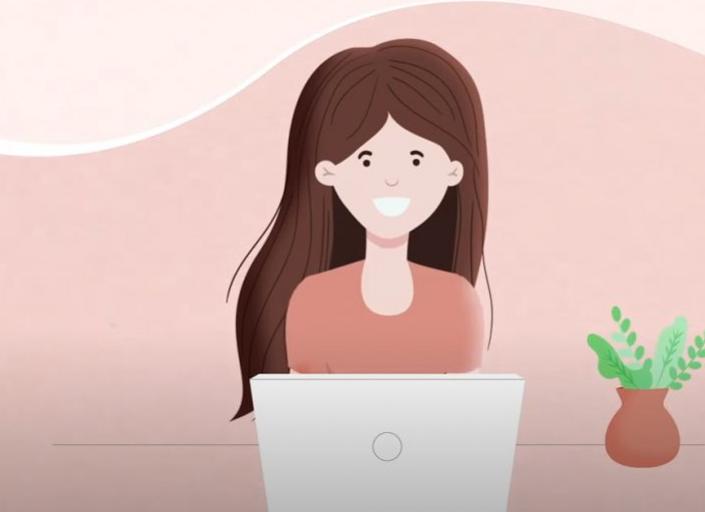 reklám hirdetés animáció