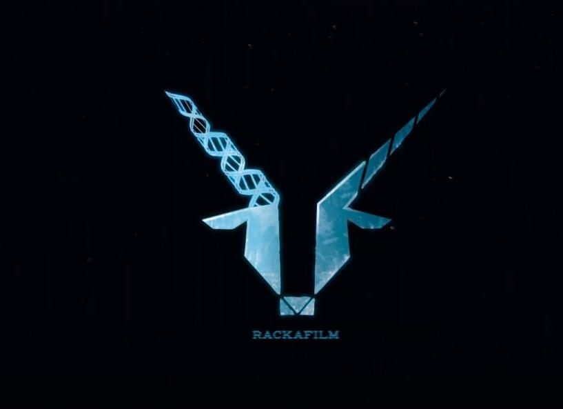 RackaFilm logó animáció